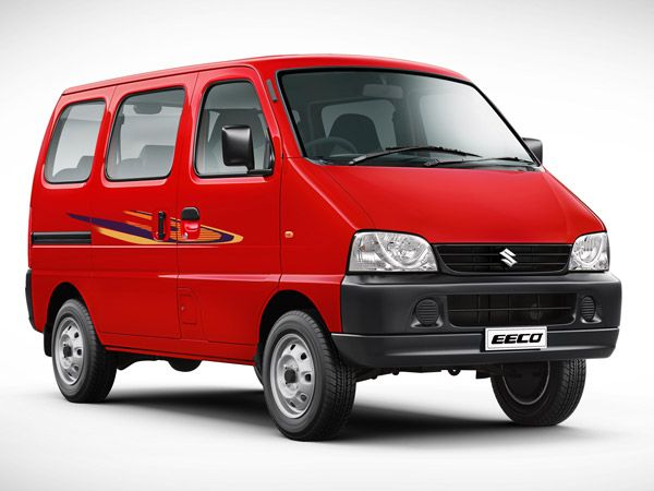 Maruti Suzuki Eeco Exterior And Interior Design