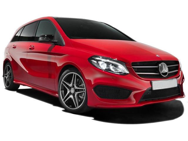 New Mercedes Benz பி - க்ளாஸ்