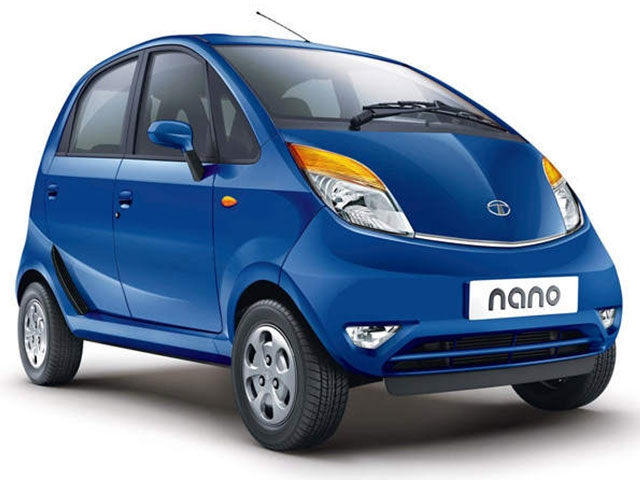 New Tata நானோ