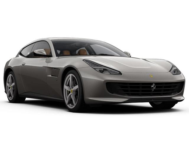New Ferrari GTC4 Lusso