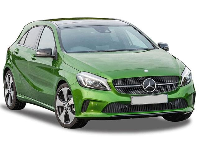 New Mercedes Benz ஏ - க்ளாஸ்