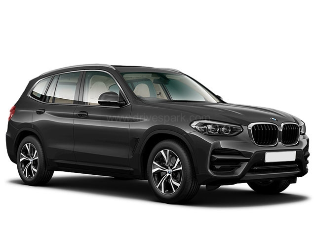 BMW X3 XDrive 20d Luxury Line