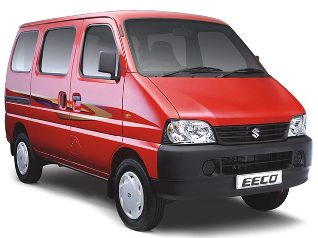 Maruti Eeco 5 STR WITH A/C+HTR CNG