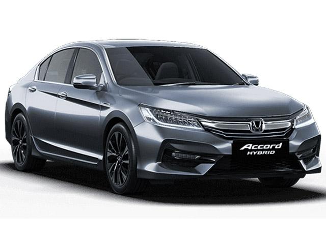 Superb Honda Accord Hybrid