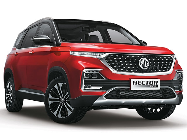 MG Hector Sharp 1.5 Petrol CVT