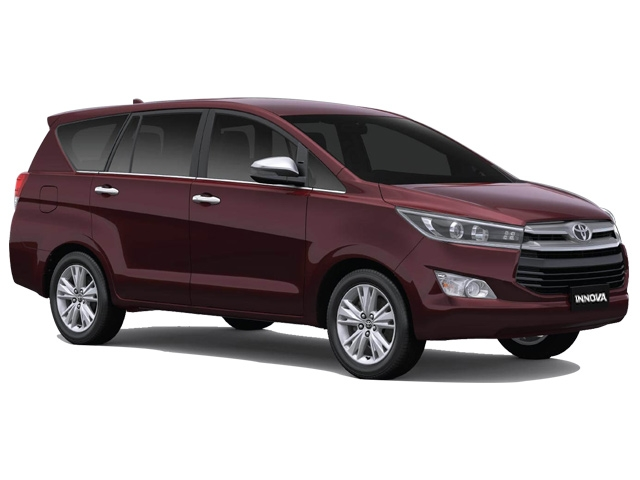 Toyota Innova Crysta Touring Sport Petrol AT