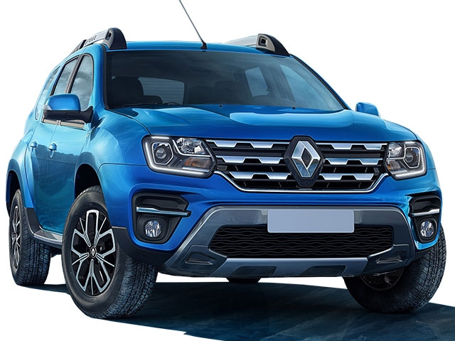 Renault Duster RXS Petrol