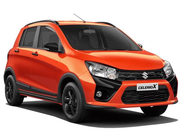 Facelifted Suzuki Celerio unveiled - Cars.co.za