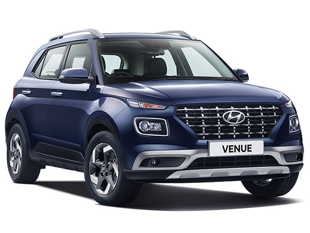 Hyundai Venue S 1.0 AT Petrol