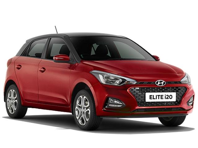 Hyundai i20 elite price