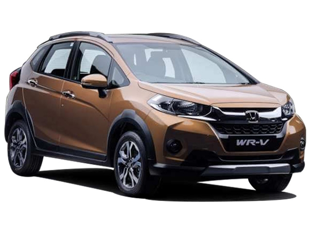Honda WR-V Exclusive Edition Diesel