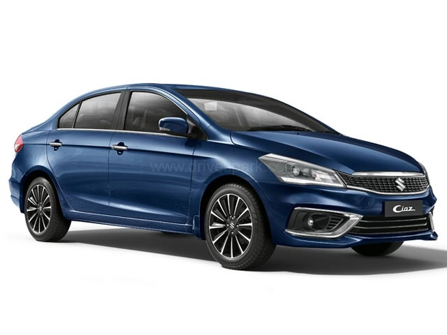 Maruti Ciaz Alpha 1.5 AT