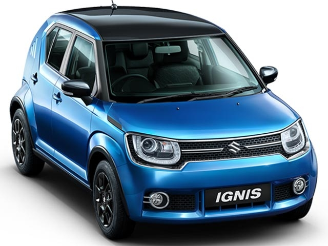 Maruti Ignis Sigma 1 2 Mt Price Features Specs Review Colours