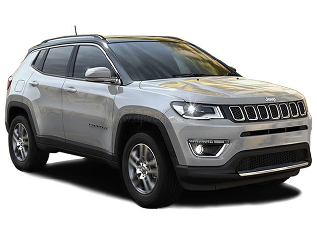 Jeep Compass Limited 2.0 Diesel 4x4