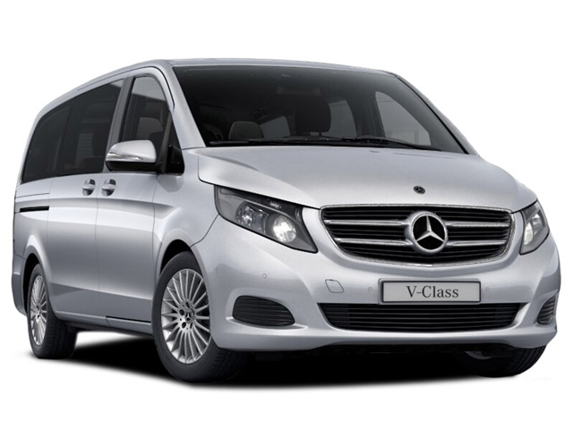 Mercedes Benz V-Class Marco Polo Horizon