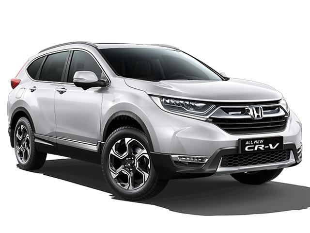 Honda CR-V 2WD Diesel AT