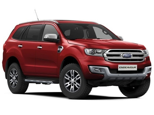 Ford Endeavour Titanium 2.2 4x2 AT