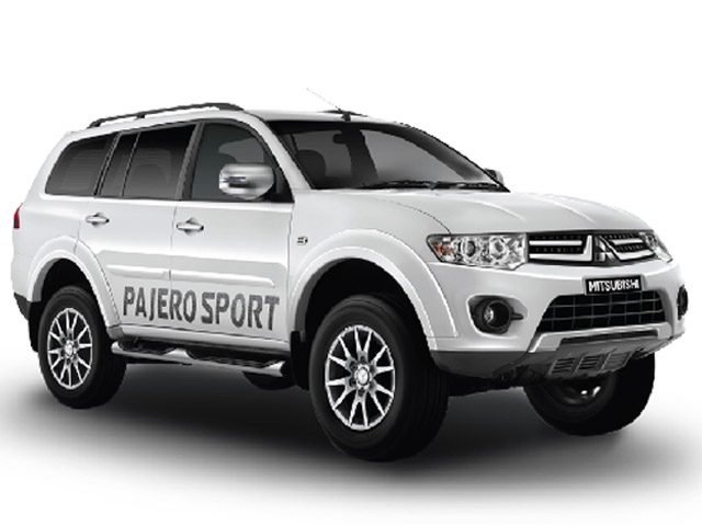 Mitsubishi Pajero Sport Select Plus MT