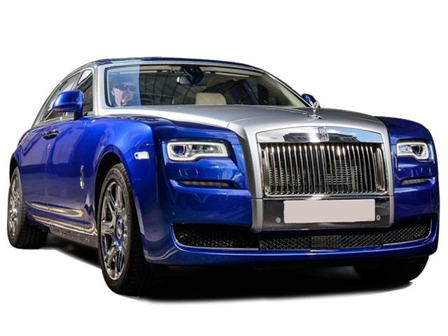 Rolls Royce Ghost Series Ii Ewb