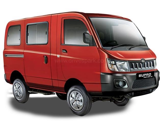 Mahindra Supro Minivan Vx