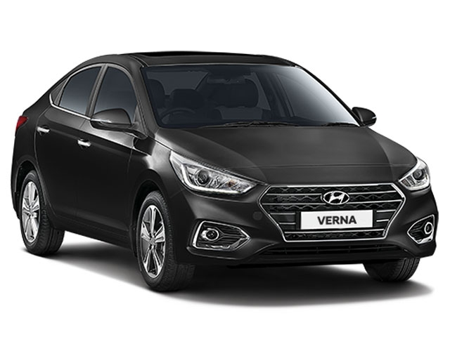 Hyundai Verna 1.6 CRDI SX Plus AT