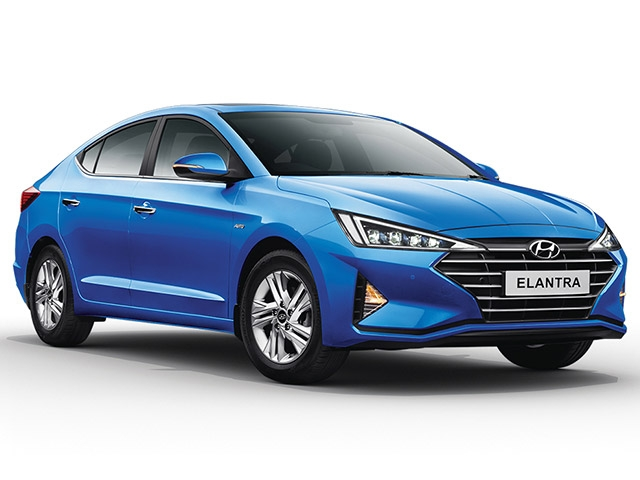 Hyundai Elantra 2.0 SX (O) AT