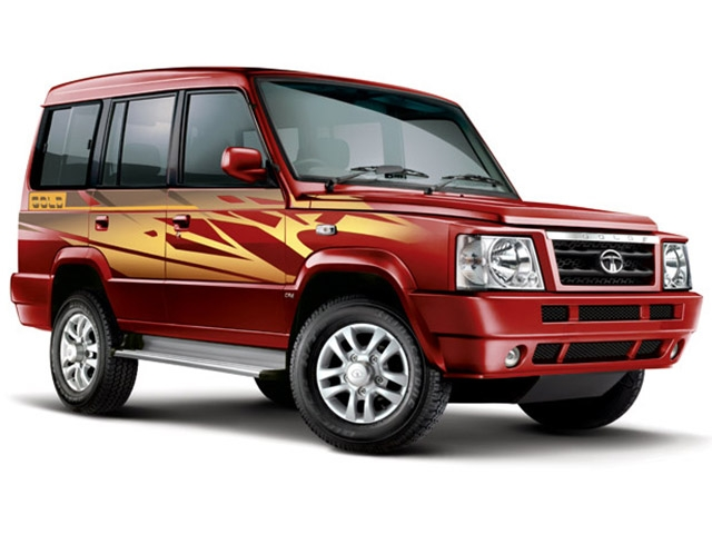 Tata Sumo Gold CX PS BS IV