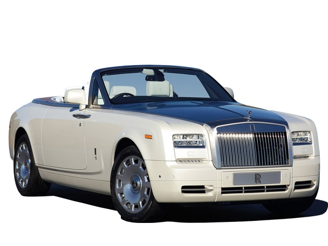 Rolls-Royce Drophead Coupe Convertible