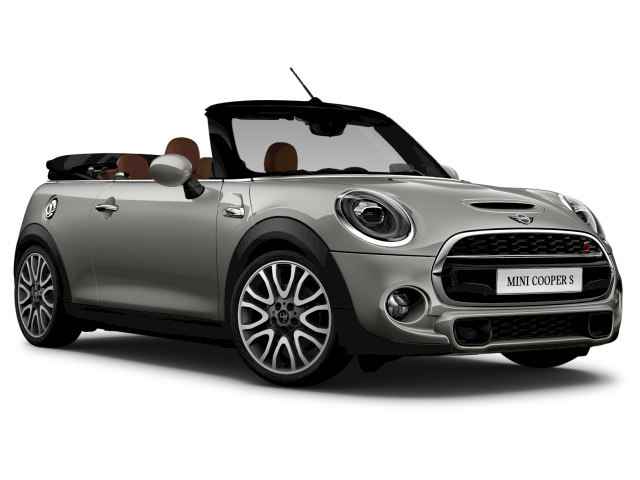 New मिनी Cooper Convertible