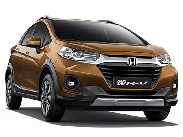 ಹೋಂಡಾWR-V Facelift