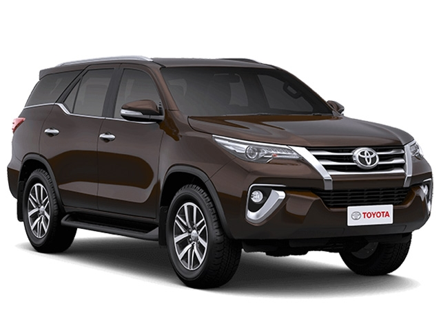Toyota Fortuner 2.7 4x2 AT