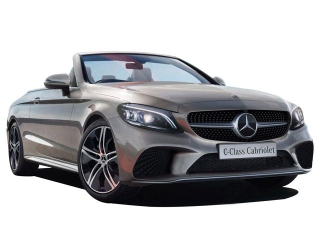 Mercedes BenzC-Class Cabriolet