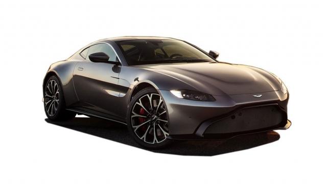 Aston MartinV8 Vantage