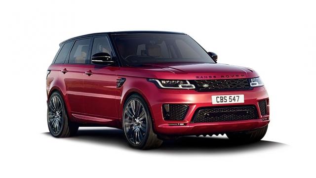 New ల్యాండ్ రోవర్ Range Rover Sport