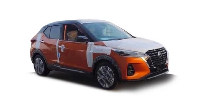 NissanKicks Facelift