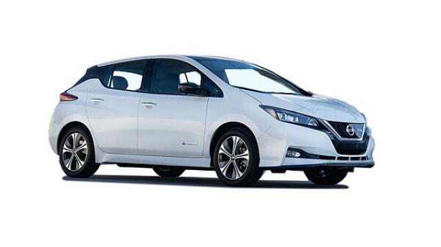 NissanLeaf EV
