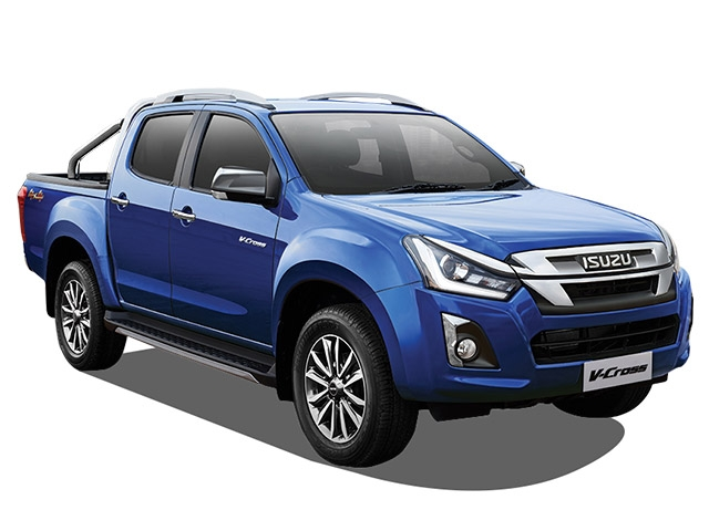 New Isuzu D-MAX V-Cross