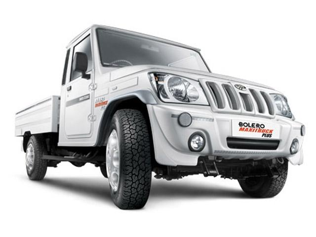 New Mahindra Bolero Maxi Truck