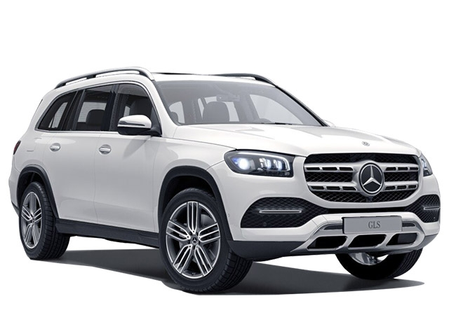 New Mercedes Benz GLS