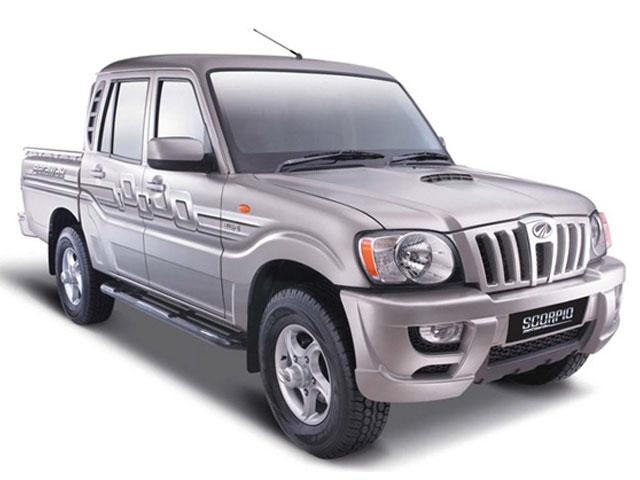 New Mahindra Scorpio Getaway