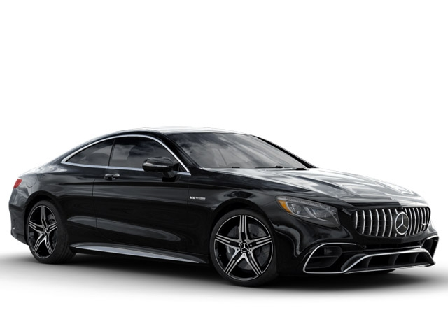 Mercedes Benz S-Coupe