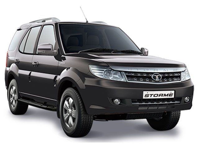 New Tata Safari Storme