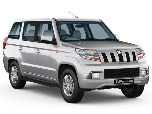 New Mahindra TUV300 PLUS