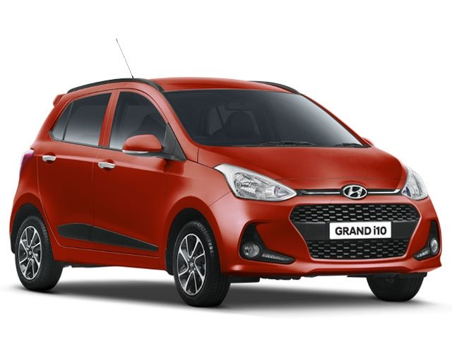 New Hyundai Grand i10