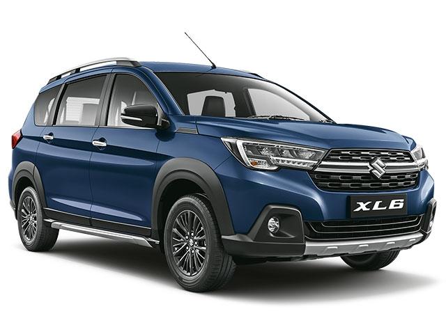 New Maruti Suzuki XL6