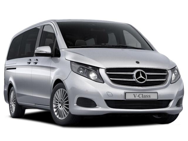 New Mercedes Benz V-Class
