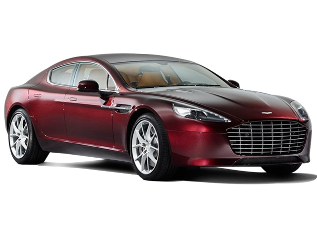 New Aston Martin Rapide