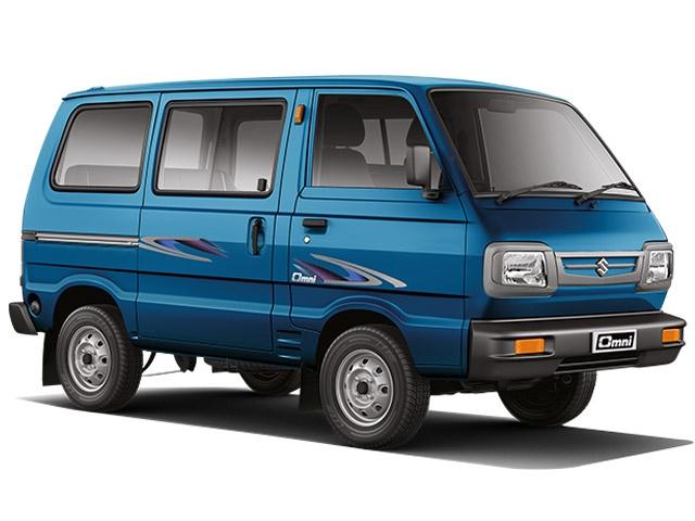 New Maruti Suzuki Omni