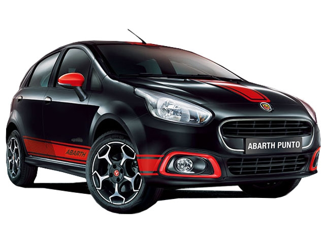 New Fiat Abarth Punto