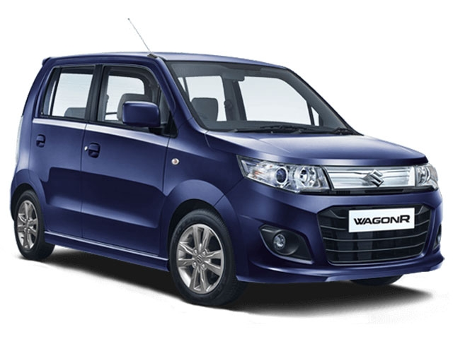 New Maruti Suzuki Wagon R 1.0